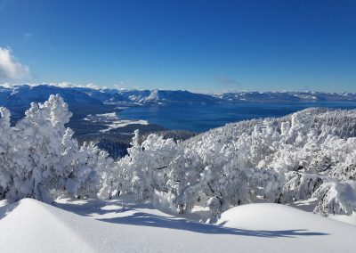 Lake Tahoe Skiing
