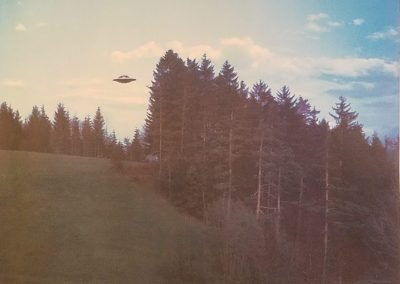UFO photo Nevada