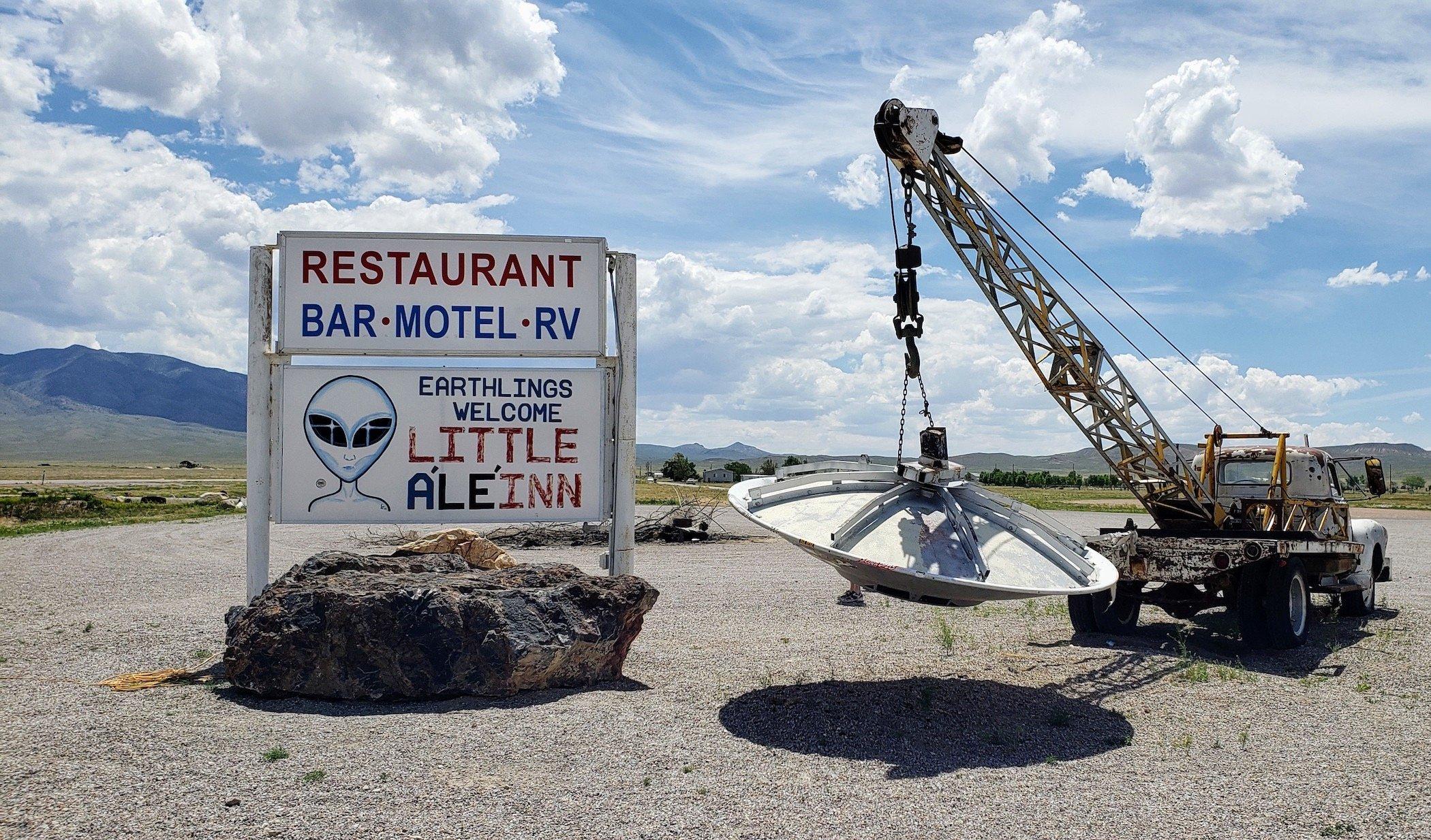 Area 51 Tours From Las Vegas Out West Adventure Tours