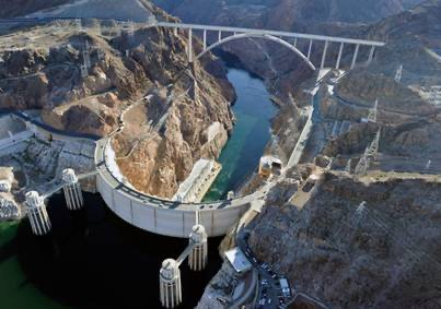 Hoover Dam Itinerary