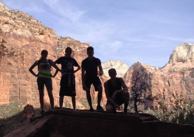 Zion and Bryce Canyon National Parks Small Group Tour from Las Vegas Hiking