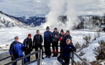 Yellowstone National Park – A Winter Wonderland