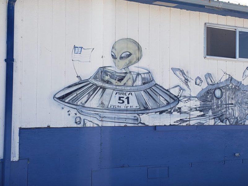 Area 51 & Hoover Dam Tour